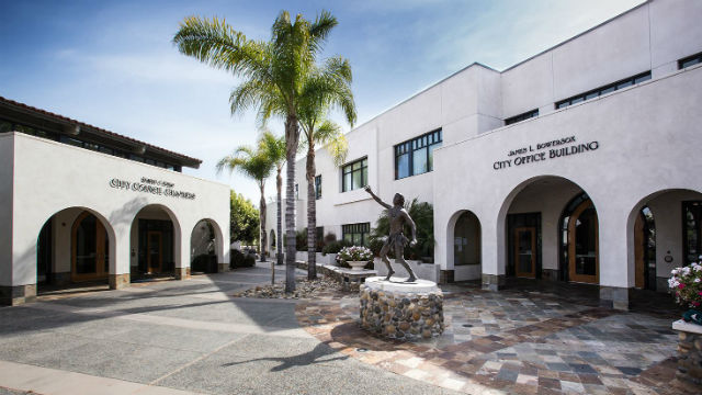 Poway City Hall