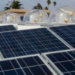 Rooftop solar power