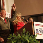 Roy Moore and his wife Kayla