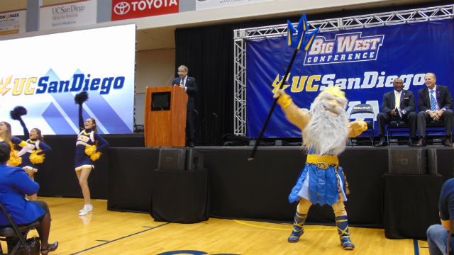 Pradeep Khosla makes NCAA Division I announcement