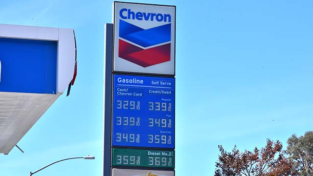 Gas Prices San Diego >> Average San Diego County Gas Price Rises For A Change Times Of San