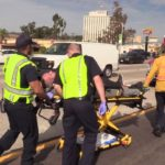 Mission Valley Injury Crash