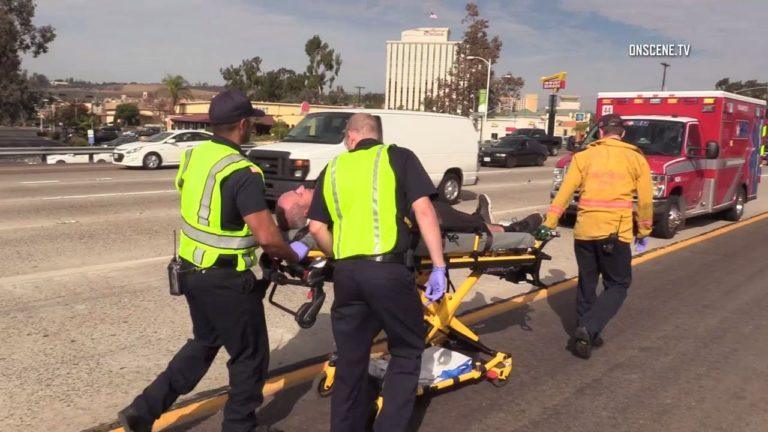 Mission Valley Injury Crash