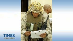 Goal is  20,000 handwritten thank-you letters for U.S. troops stationed overseas.
