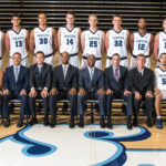 USD men's basketball team