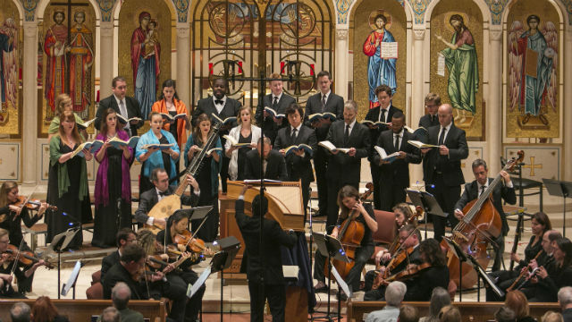 Bach Collegium Gefeierten Jährlichen Aufführungen des