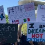 Pro-DACA protest