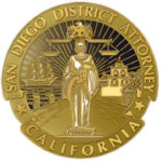 San Diego district attorney seal
