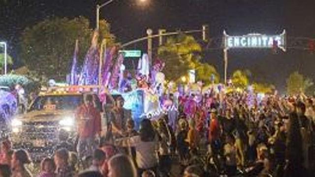 Encinitas Christmas Parade 2020 Weekend of Holiday Parades, Festivals and 60th Encinitas Cavalcade