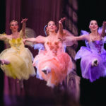Nutcracker ballet sugar plum fairies