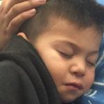 Missing infant boy