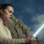 """Scene from """"The Last Jedi"""""""