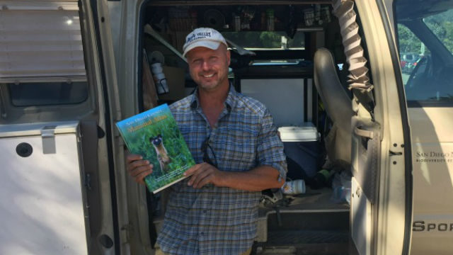 Scott Tremor with Mammal Atlas