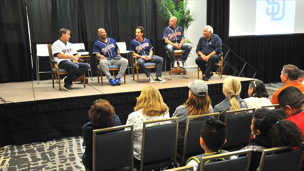 New Blood Padres Step Up To Plate On Chargers Annual