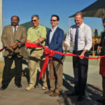 Park ribbon cuttingh