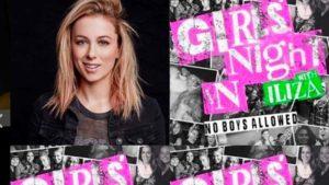 "Iliza Shlesinger promotion for ""Girls Night In."""