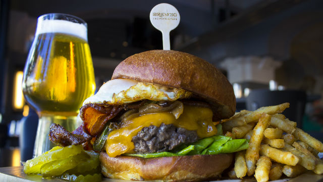 San diego restaurants craft brew gastropub replaces for Craft beer capital of the world