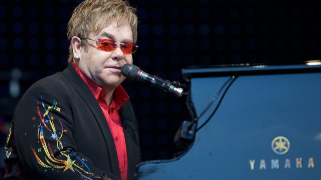 Elton John in Norway 2009