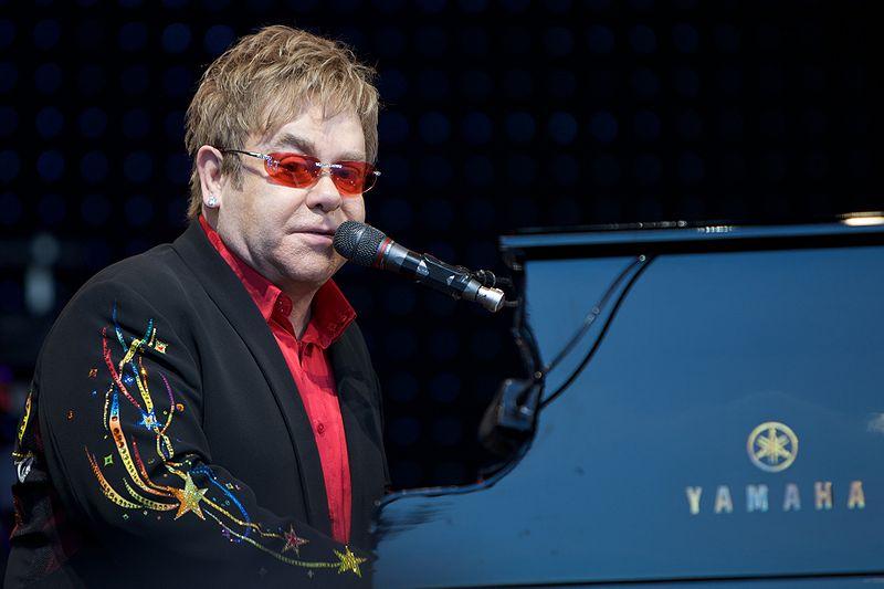 Elton John's 'Farewell Yellow Brick Road' Tour Is Coming To Jacksonville