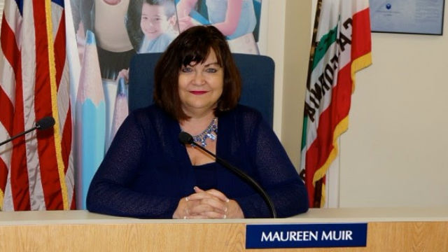 Maureen Muir