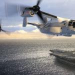 Navy V-22B Osprey tilt-rotor