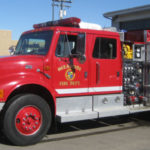 Oceanside Fire truck