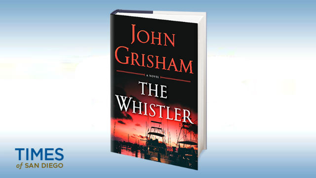 """The Whistler"" book cover"