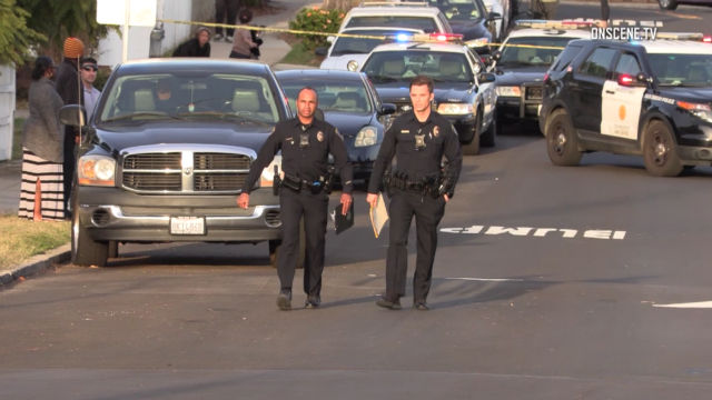 San Diego Police investigate shooting