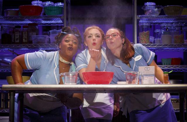 "Scene from ""Waitress"""