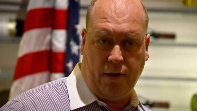San Diego County GOP Chairman Tony Krvaric