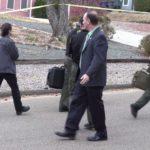 Sheriff's investigators