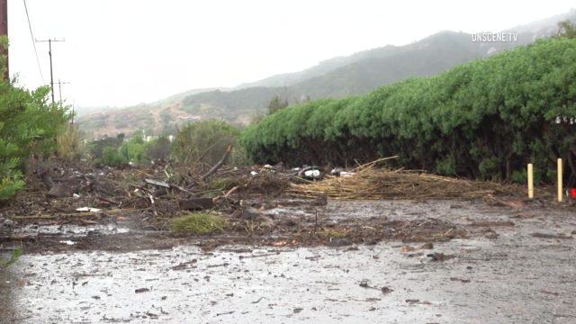 Montecito mudslides