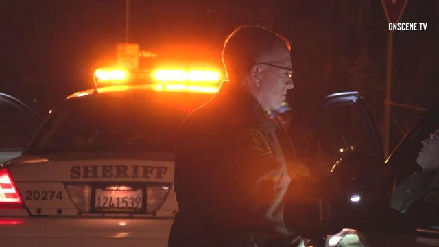 San Diego Sheriff's deputy