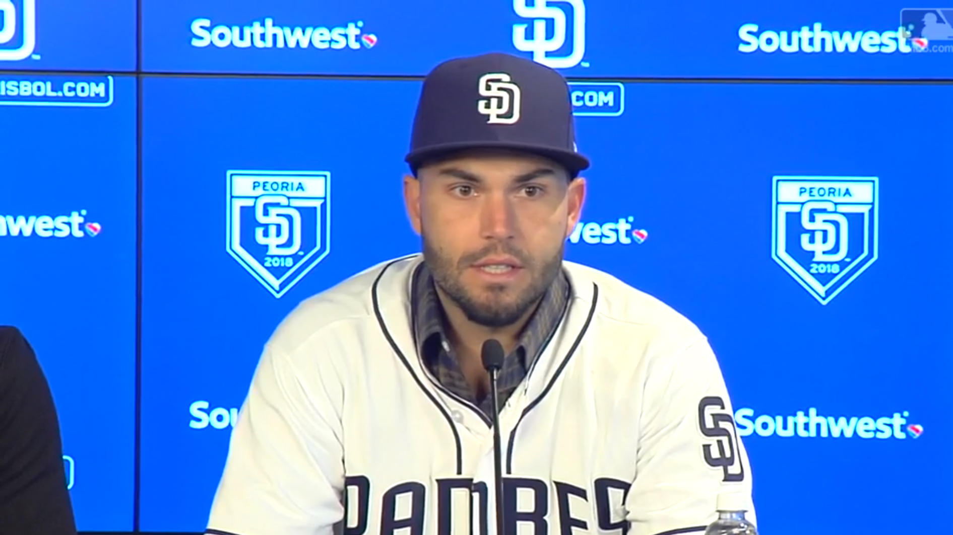 finest selection fc44d 4290c Much Sought-After Eric Hosmer is a Padre - Times of San Diego