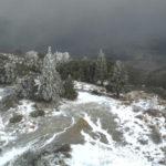 Snow on Palomar Mountain