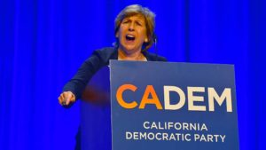 "Randi Weingarten, president of the American Federation of Teacher, said she the union will fight arming teachers with ""ever fiber of our being""."