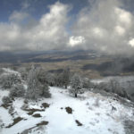 Snow on Palomar Mountain
