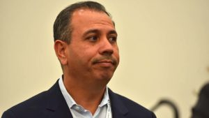 Former state Sen. Tony Mendoza says he expects a different result in his run for election to his old seat.