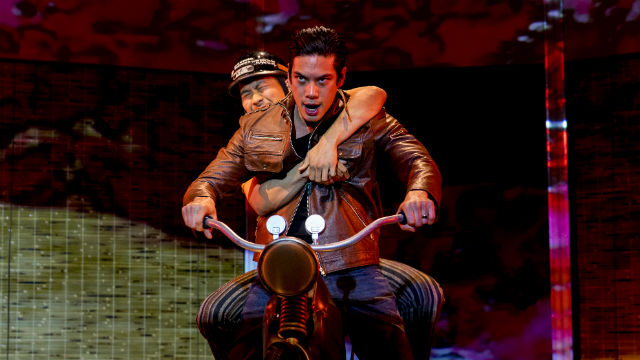 "Scene from ""Vietgone"""