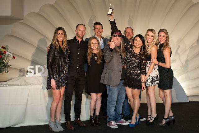 2017 ADDY awards celebration