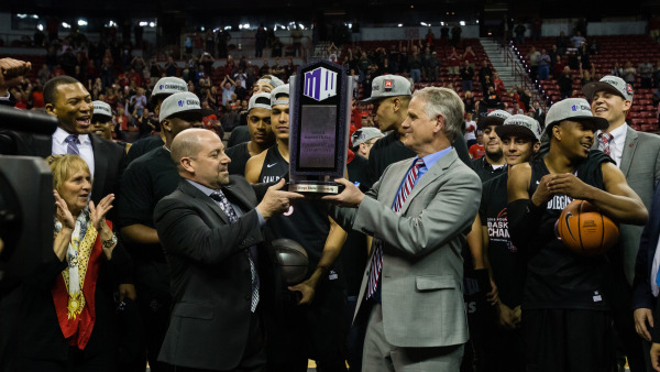 SDSU one win from MW tournament crown; New Mexico awaits