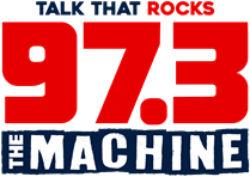 97.3 The Machine logo