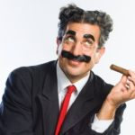 Frank Ferrente as Groucho