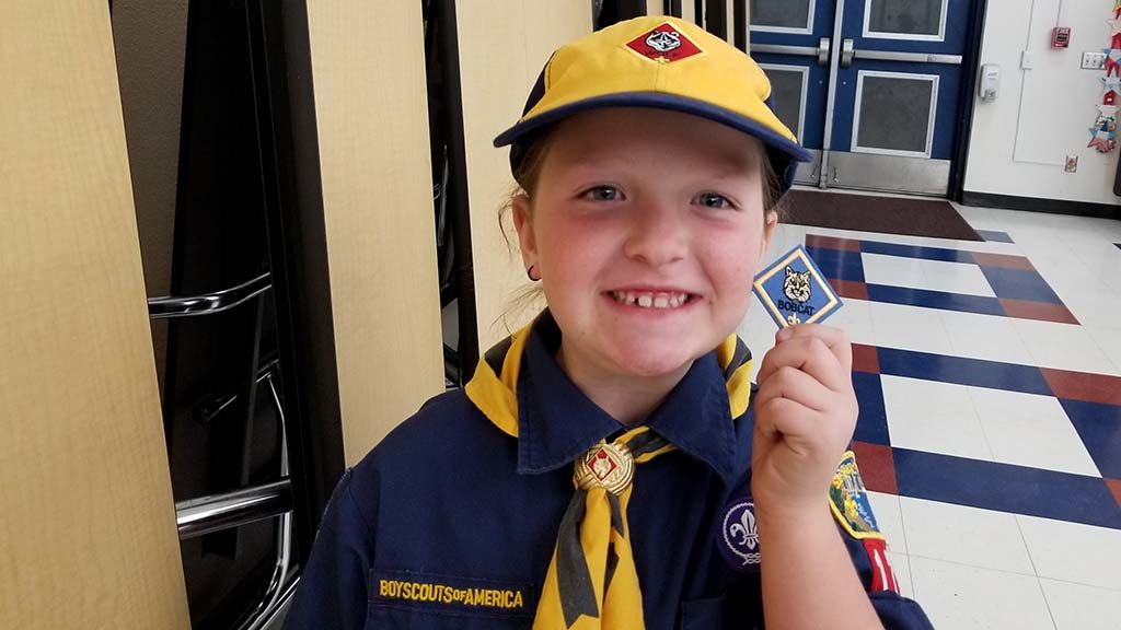 6add117055ec2 Meet the First Girls in San Diego Cub Scouts   It s Just Awesome ...