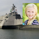 Isabellle Richards and USS Coronado