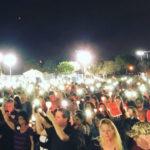 Vigil for dead at school shooting