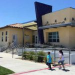 City Heights Recreation Center is one site for free meals in the San Diego Unified School District.