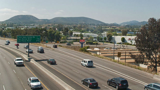 Experiment on Route 78 to Study If Slowing Down Can Speed-Up Commute | Times of San Diego