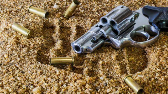 firearm-gun
