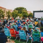 Liberty Station outdoor movies
